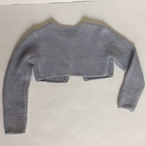 H&M Shirts & Tops - H&M Toddler Girl  dress covers, sparkling sweater